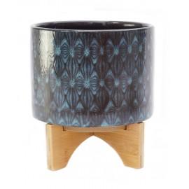 Osłonka z drewnianym stojakiem Ø 12 cm J37-03