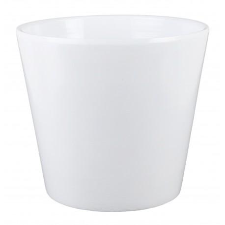 Osłonka klasyczna biała Ø 16 cm 71.033.15