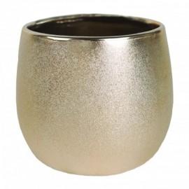 Osłonka Ø 9 cm złota 448756