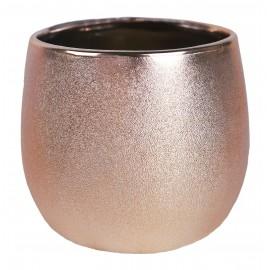 Osłonka Ø 9 cm różowe złoto 448756