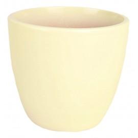 Osłonka ceramiczna Ø 6 cm kremowa 71.023.07