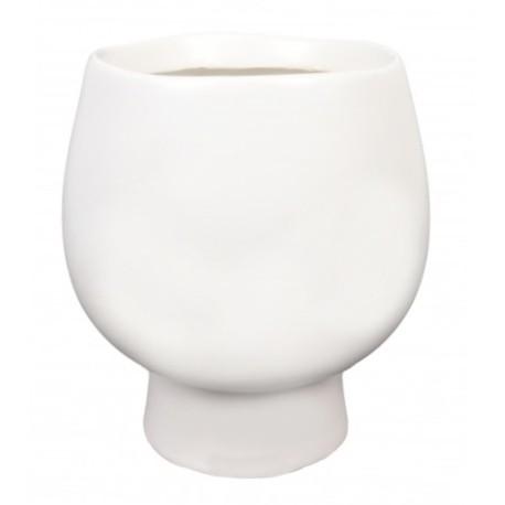 Osłonka ceramiczna na nóżce Ø 8 cm