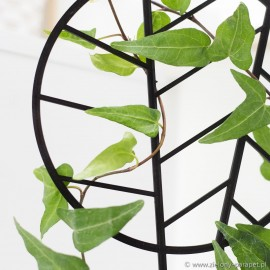 Drabinka do roślin pnących- KOŁO rozm. M