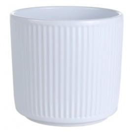 Osłonka Ø 12 cm PASY biała 995-12-95/11-12.5