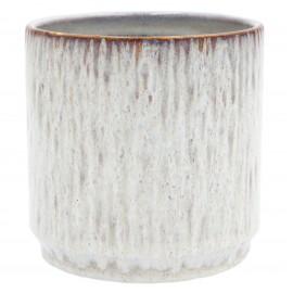 Osłonka ceramiczna Ø 8 cm NATURAL GREY 201641