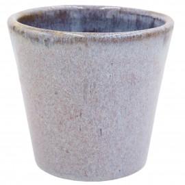 Osłonka ceramiczna Ø 15 cm FIOLETOWA 201282