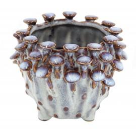 Osłonka ceramiczna Ø 11 cm RAFA KORALOWA 202600