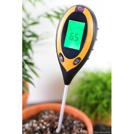 Miernik PH gleby - niezbędny w uprawie roślin