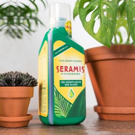 Nawóz płynny do roślin zielonych SERAMIS