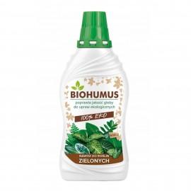 Biohumus - organiczny nawóz do roślin zielonych 500 ml