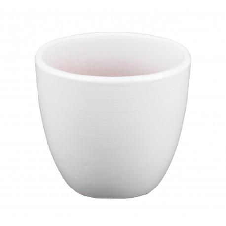 Osłonka ceramiczna biała Ø 7 cm