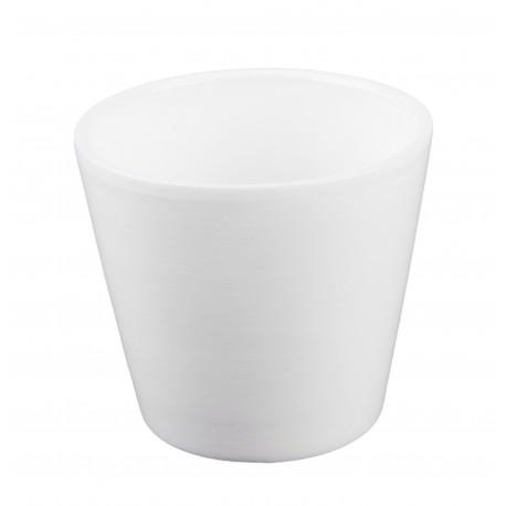 Osłonka ceramiczna biała Ø 9 cm